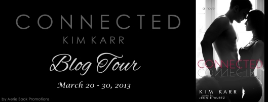 CONNECTED Blog Tour Banner
