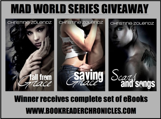 mad world series giveaway